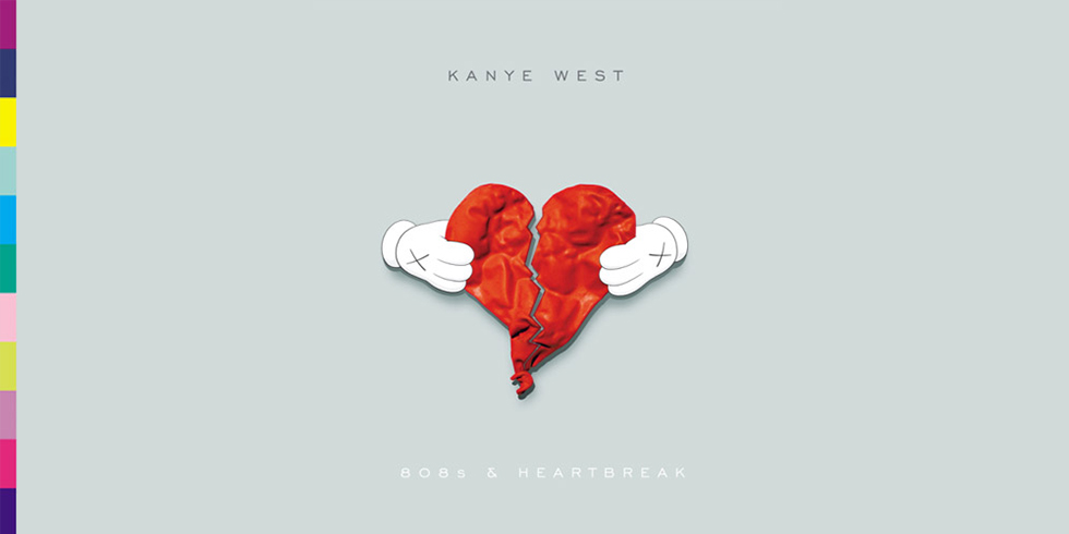 5 Days of Kanye West, Day 1: 808s & Heartbreak - Mag